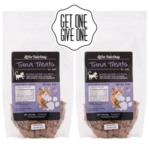 Picture of Tuna Treats (4 oz) [QTY: 2; Give One Get One FREE]